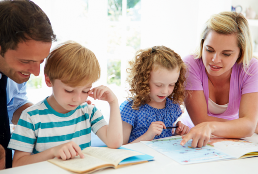 Parents Role In Kids Education